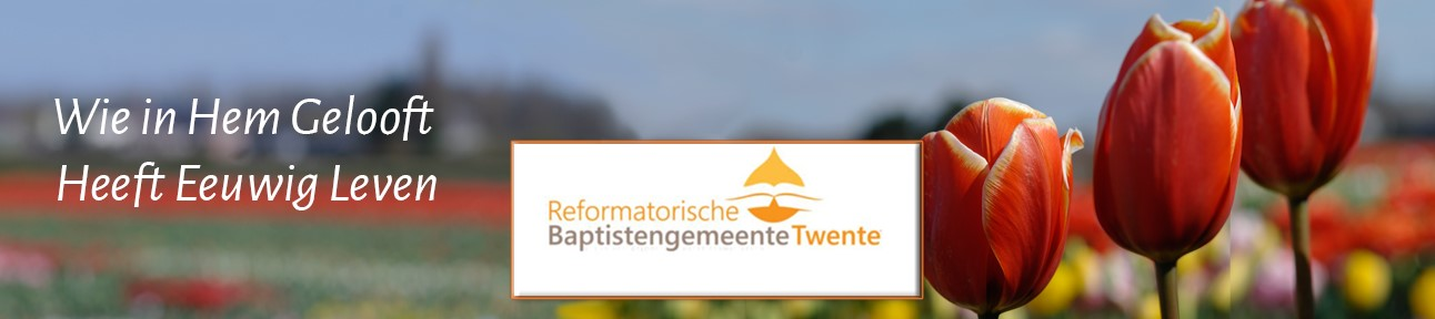 Reformatorische Baptistengemeente Twente